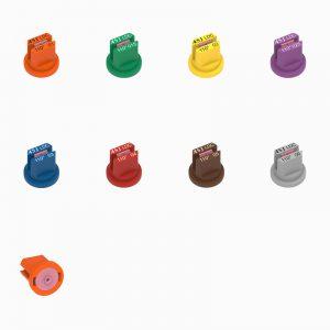 ASJ Nozzle - Ugelli a ventaglio antideriva LDC