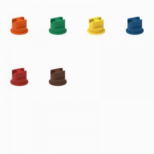 ASJ Nozzle - Ugelli a ventaglio antideriva LD 80