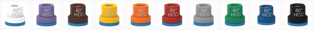 ASJ Nozzle - Cone nozzles certified HCC